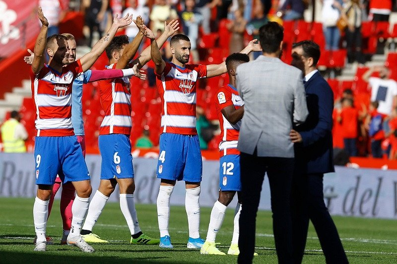 Hasil dan klasemen Liga Spanyol Senin pagi