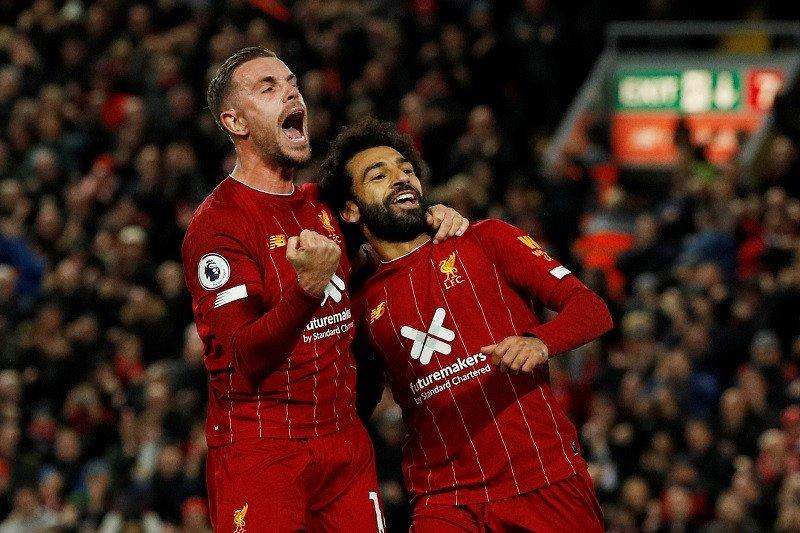 Liverpool hajar Tottenham 2-1