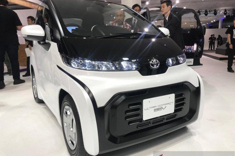 Toyota Indonesia siap produksi mobil listrik