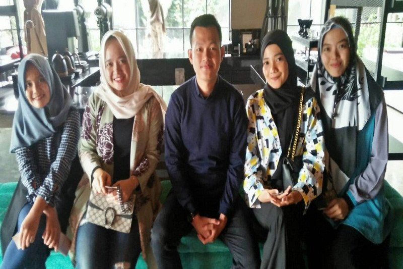 """Women and coffee class"" menarik perhatian generasi milenial di Festival Kopi Lampung"