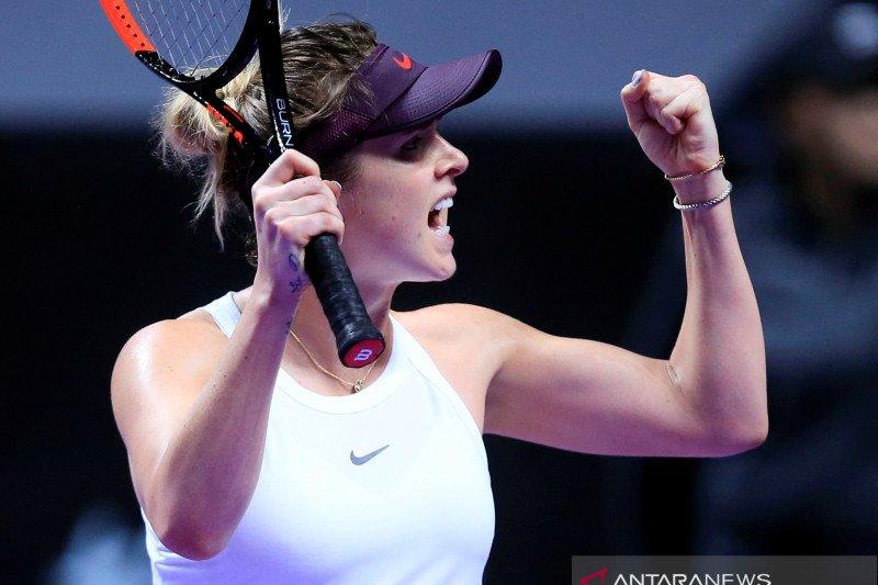 Svitolina melaju ke babak kedua French Open