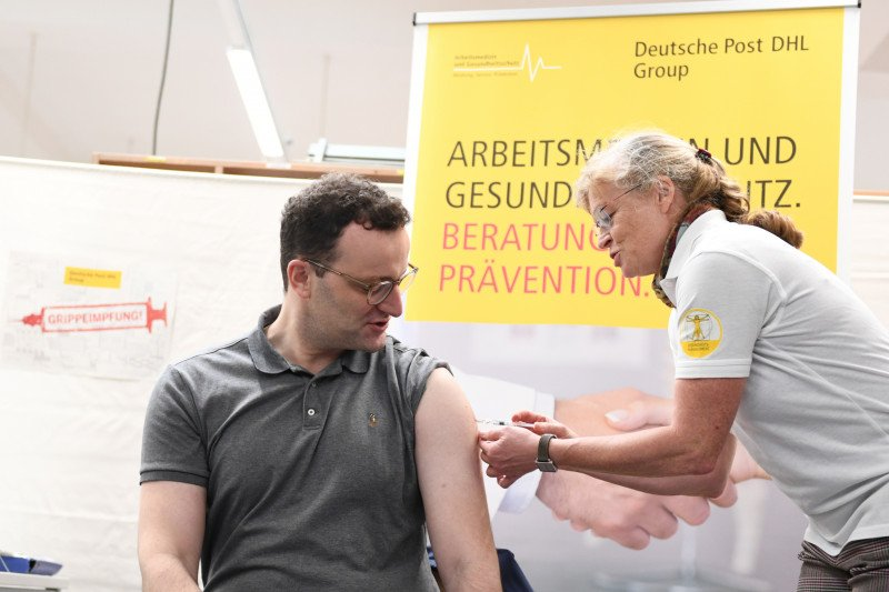 Jerman mulai suntikkan vaksin virus corona Desember ini