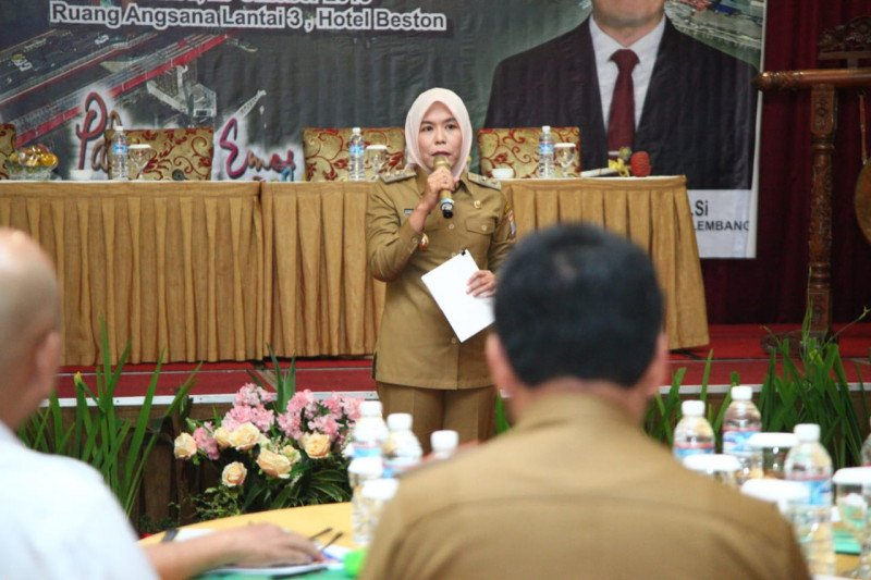 Pemkot Palembang lanjutkan pembenahan  kawasan kumuh