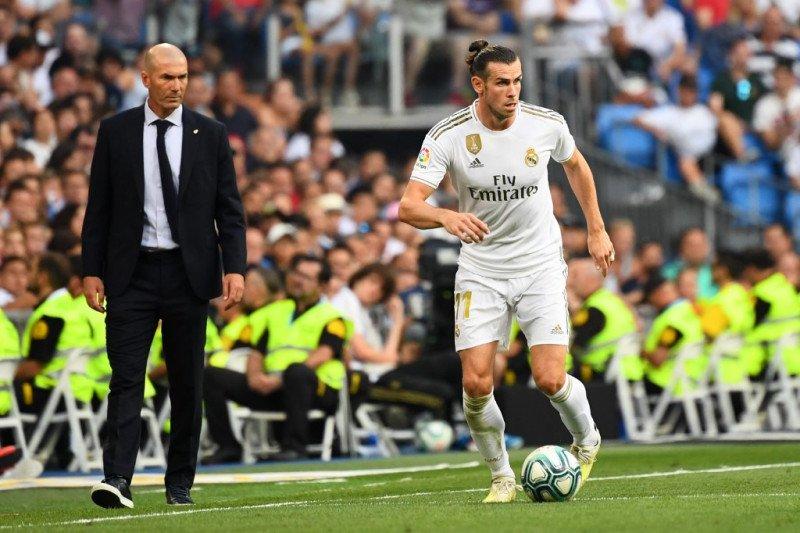 Jawaban Zidane soal Bale: saya ingin dia tetap di Real