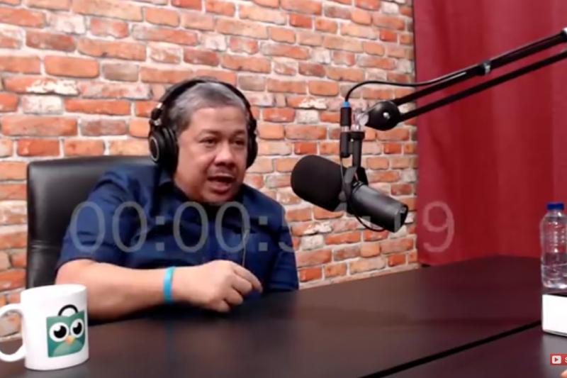 """KPK nilai pernyataan Fahri Hamzah di """"podcast"""" Deddy Corbuzier adalah bohong"""