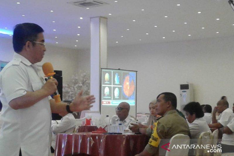 Pencanangan kelurahan bebas narkoba di Kota Kupang