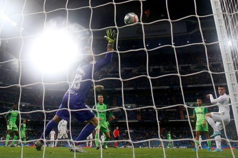Real Madrid tampil bringas hancurkan Leganes