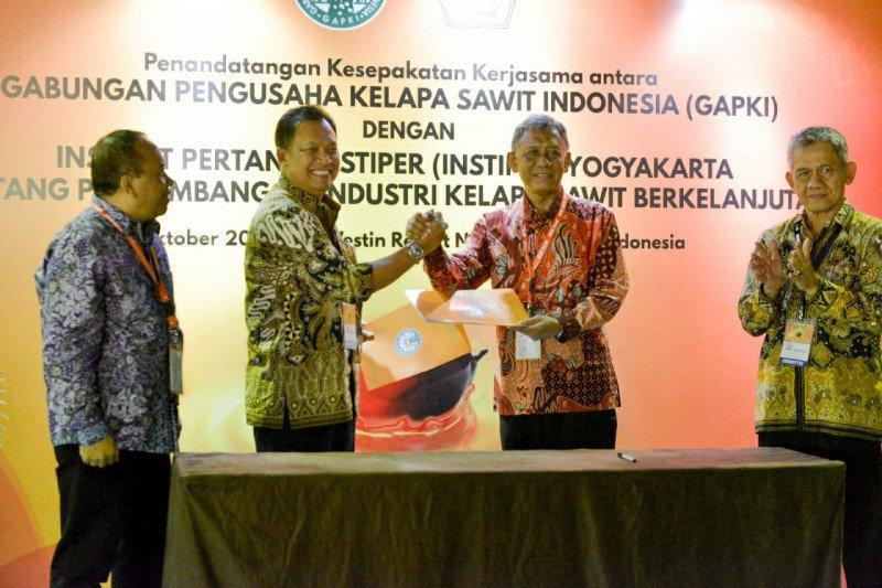 Gapki : Perlu adanya riset kelapa sawit yang berkelanjutan