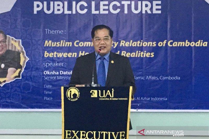 Kamboja genjot industri halal melalui lembaga sertifikasi