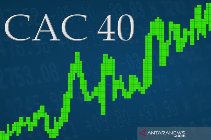 Saham Prancis melonjak, indeks CAC 40 terangkat 1,73 persen