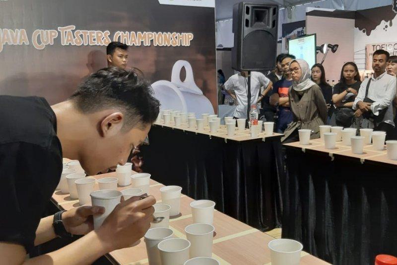 Cita rasa kopi asal Jawa Barat telah diakui pasar internasional