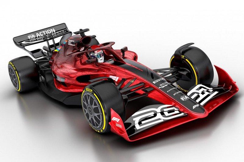 Desain baru mobil F1 mulai 2021, ini komentar para pebalapnya