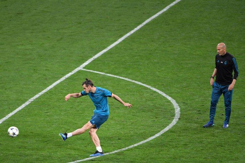 Zidane diminta berdamai dengan Bale