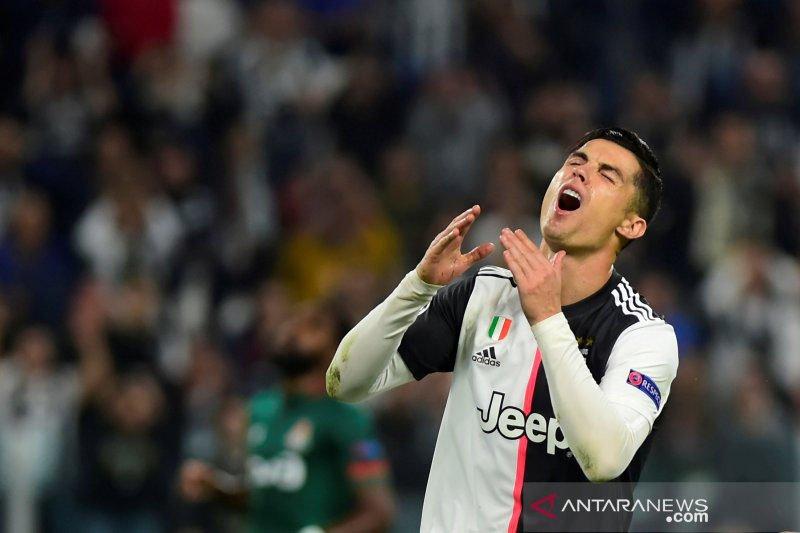 Juventus siap teror pertahanan AC Milan