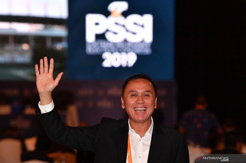 Iwan Bule Ketua Umum PSSI, sepak bola Indonesia akan segera bangkit
