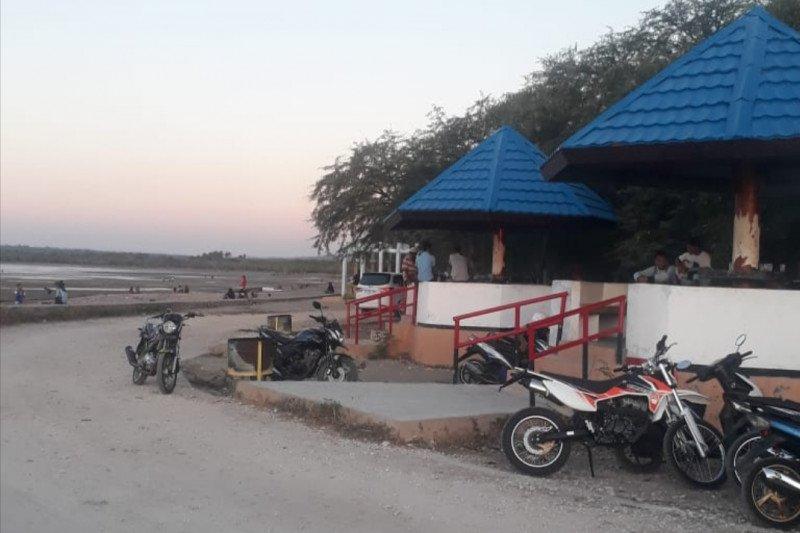 Pemerintah Desa Mata Air kucurkan Rp350 juta bangun Pantai Sulamanda