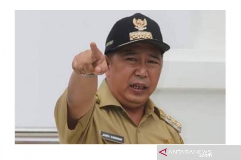 Perusakan kebun raya Megawati diadukan ke presiden