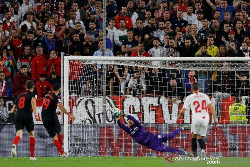 Diego Costa gagal boyong Atletico Madrid ke puncak klasemen