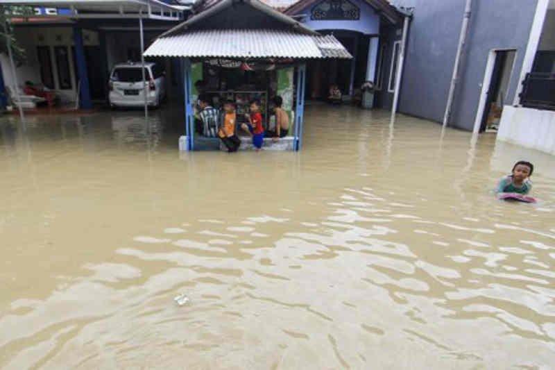 Daerah rawan banjir dan tanah longsor di Kabupaten Cirebon sudah dipetakan