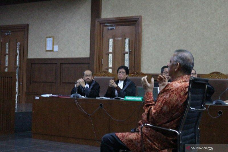 KPK pertimbangkan  ajukan kasasi terkait bebasnya Sofyan Basir