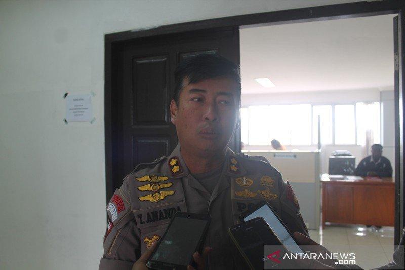 Polisi Jayawijaya amankan 300-an senjata tajam di pusat kota