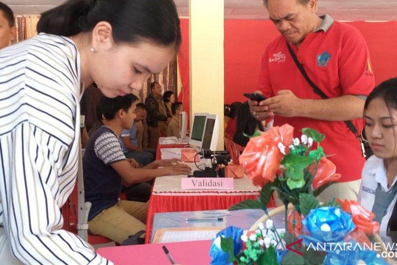 Pengangguran di Sulawesi Utara di atas nasional