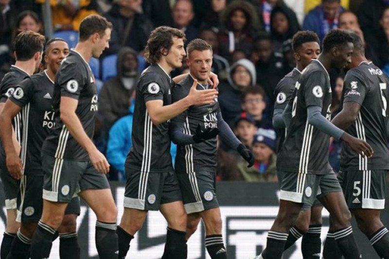 Hasil dan klasemen Liga Inggris, Leicester kembali ke peringkat tiga