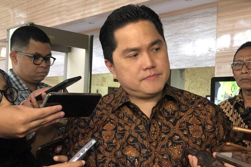 Menteri BUMN akan kebut pembangunan kereta cepat Jakarta-Bandung