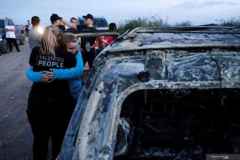 Kartel narkoba pembantai tiga ibu dan enam anak harus dicap kelompok teroris