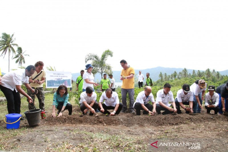 "Lomban canangkan Program ""Bitung Organic Urban Farming"""