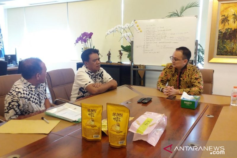 Wamen Perdagangan siap bantu pembangunan empat pasar di Sangihe