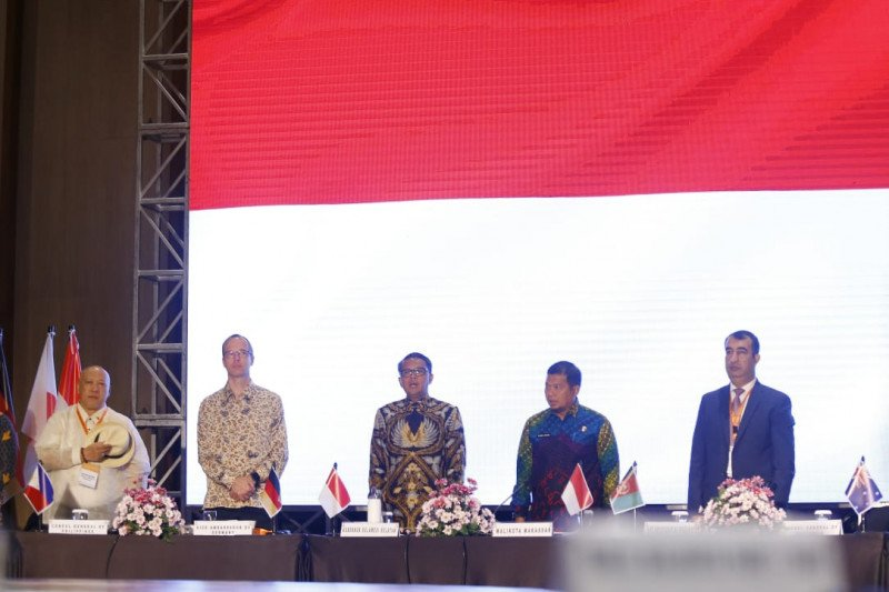 IIWFM 2019 di Makassar  angkat soal limbah sampah