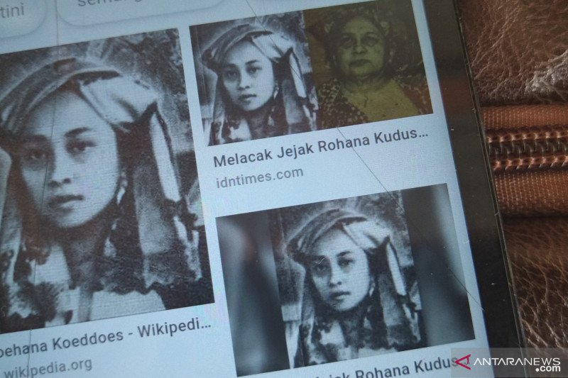 Wartawati pertama Indonesia ditetapkan jadi pahlawan nasional
