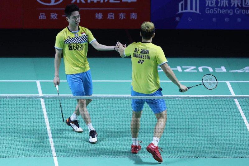 Fuzhou China Open 2019- Indonesia loloskan wakil di tiga nomor