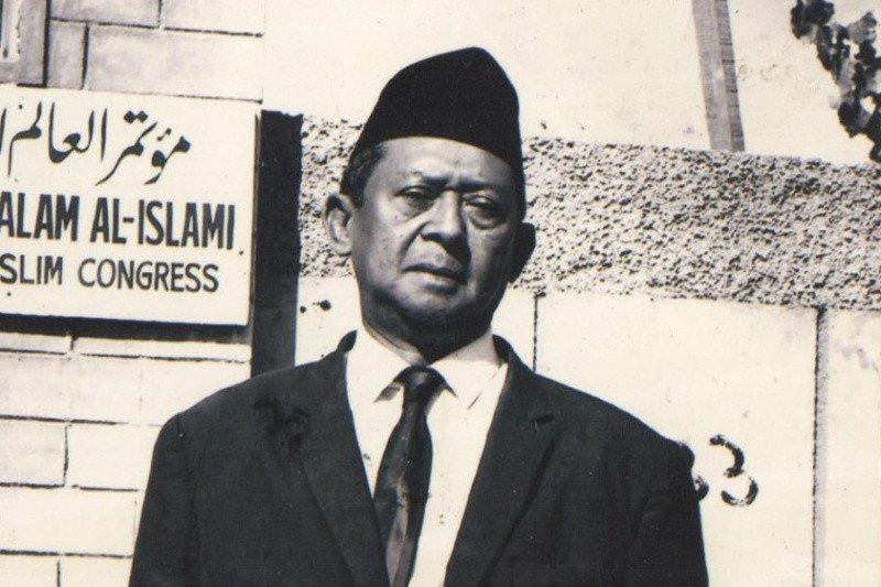 Jalan dakwah Pahlawan Nasional K.H. Kahar Mudzakkir