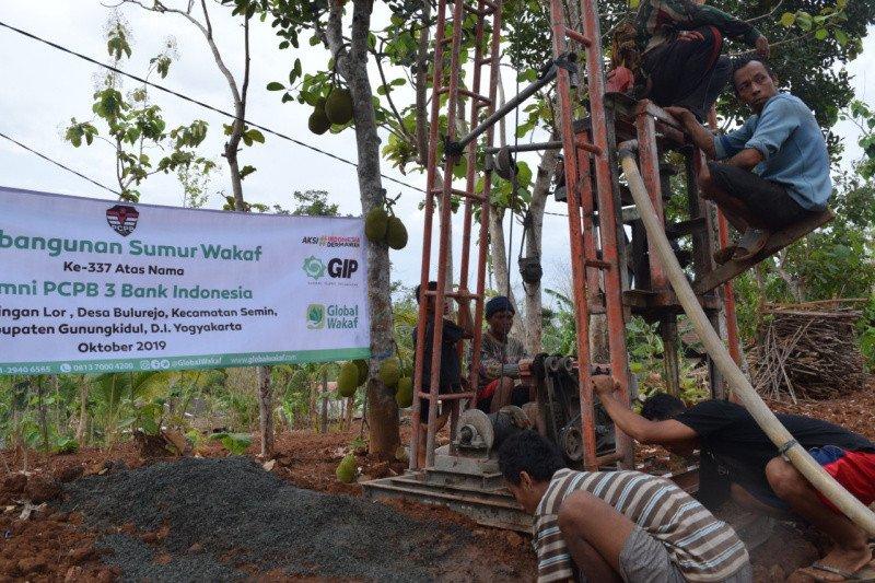 ACT-Global Wakaf menggencarkan pembangunan sumur wakaf