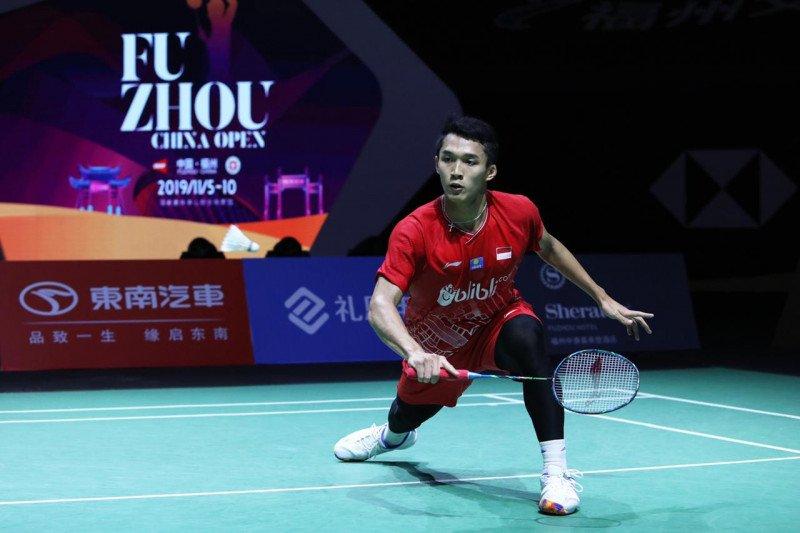 Jojo siap tantang unggulan ke-empat di perempat final Fuzhou China Open