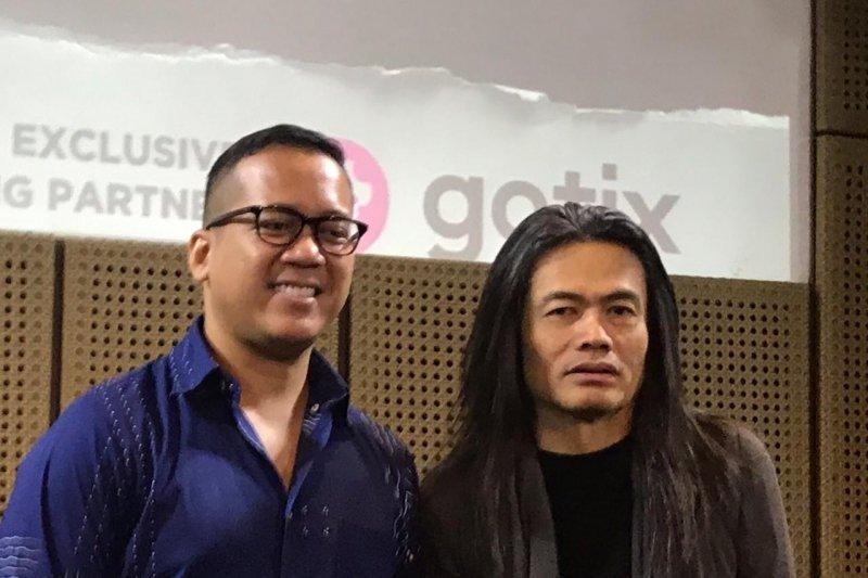 Dihelat di Velodrome Jakarta, begini teknis konser orkestra Andi Rianto