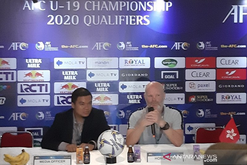 Pelatih Hong Kong nilai Timnas U-19 Indonesia spesial