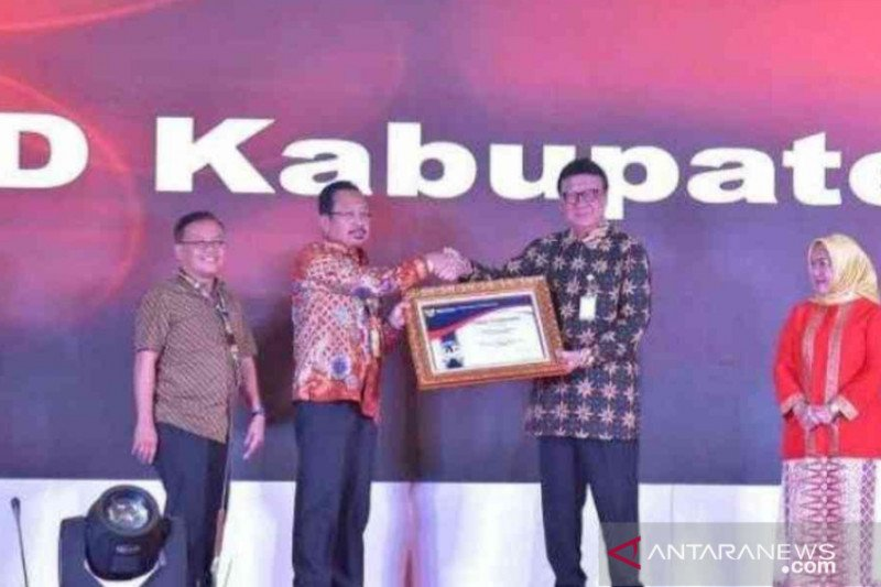 RSUD Bekasi raih penghargaan pelayanan publik sangat baik