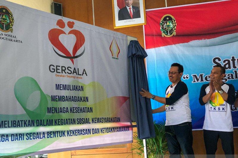 Yogyakarta meluncurkan Gersala dengan slogan 5M