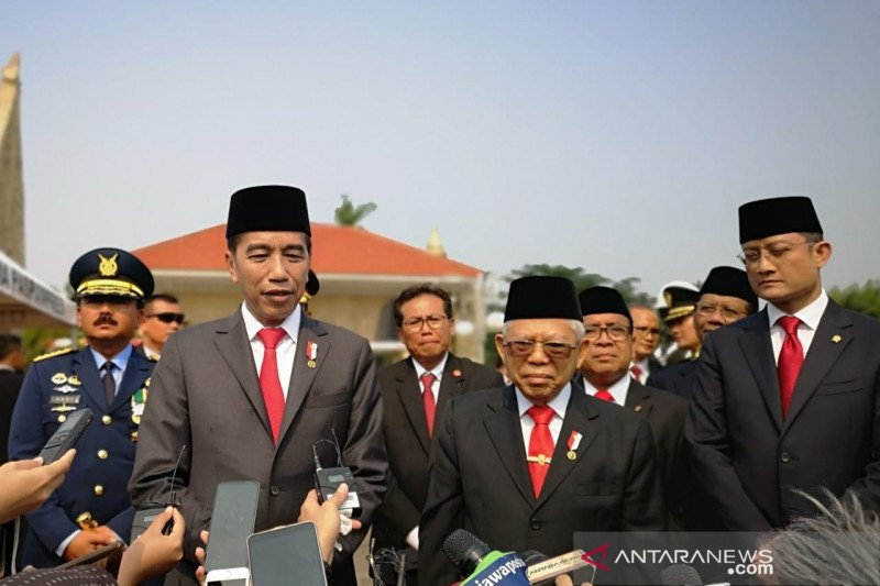 President unveils story behind being nicknamed Jokowi