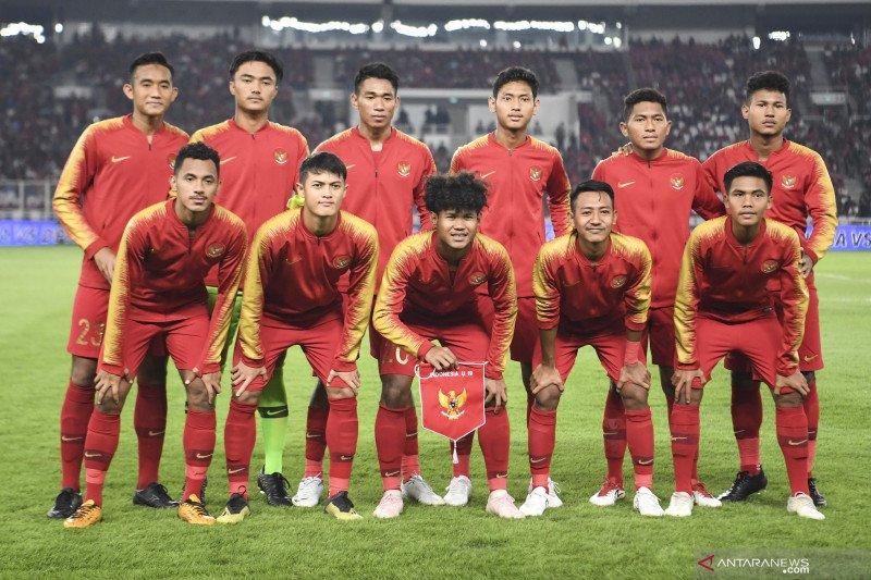 Timnas U-19 TC di Korsel pada Agustus 2020
