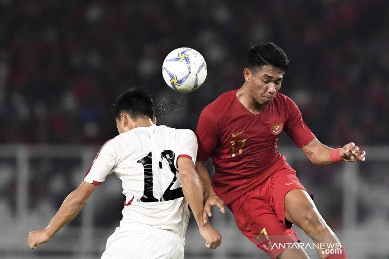 Indonesia lolos ke Piala Asia U-19 usai tahan Korut 1-1