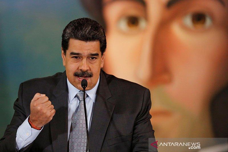 Presiden Maduro imbau anggota PBB bersatu lawan sanksi AS