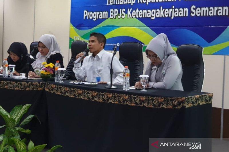BP Jamsostek tingkatkan kepatuhan peserta dengan gandeng Kejaksaan