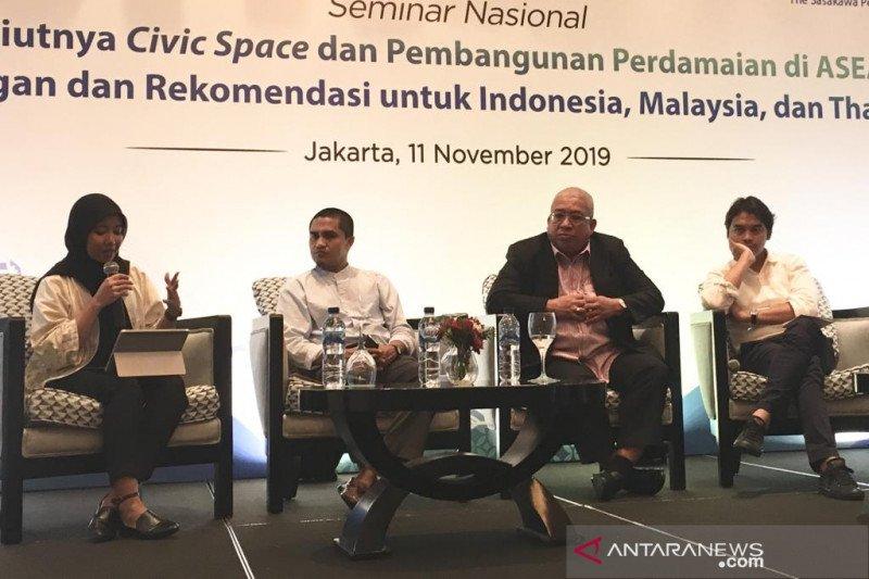 Indeks demokrasi Malaysia naik, kebebasan sipil belum
