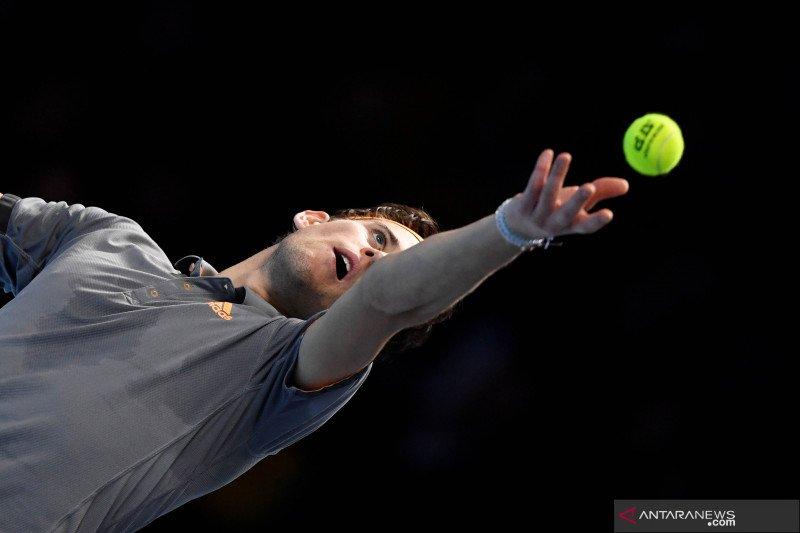 Thiem ke semifinal usai kalahkan Djokovic