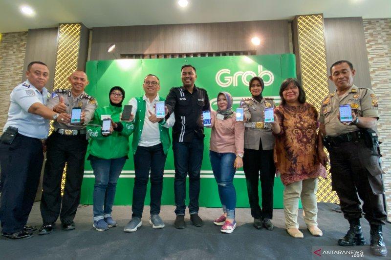 Grab: Pengguna berperan tekan insiden transportasi  di Palembang