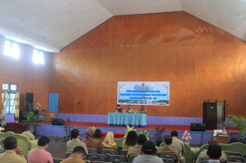 Pemkab Asmat siapkan rancangan teknokratik RPJMD 2020-2024